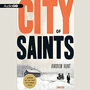 City of Saints Audiobook