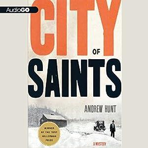 City of Saints Audiobook