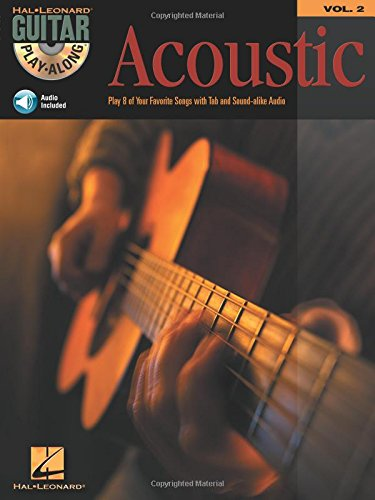 Acoustic Guitar Play-Along: Vol. 2