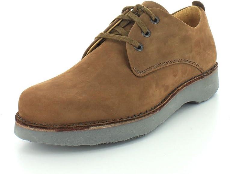 605db35f8 Samuel Hubbard Mens Hubbard Free Un-Sneaker Brown/Dark Grey Oxford - 8.5 M