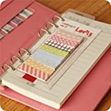 MONNY 36 pcs/Lot Cute stick notes Country side Removable sticking memo sticker stationery office accessories School supplies A6780