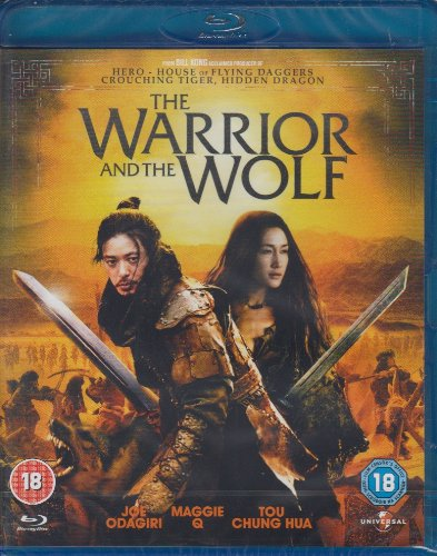 The Warrior and the Wolf [Blu Ray]