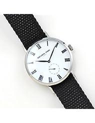 Unisex Fashion Waterproof Simple Business Casual Weekender Analog Quartz Watch