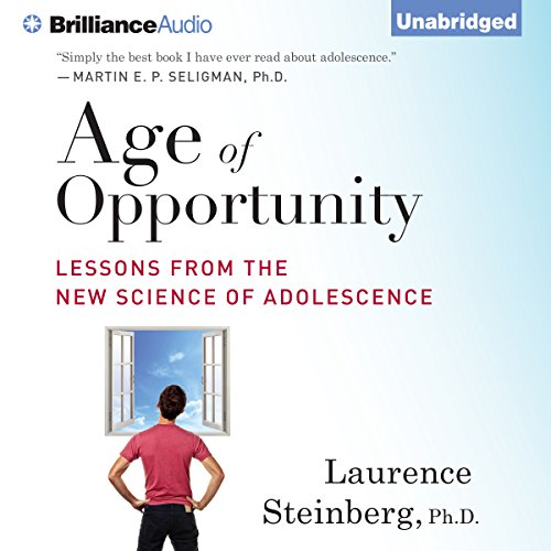 Age of Opportunity: Lessons from the New Science of Adolescence Audiobook [Free Download by Trial] thumbnail