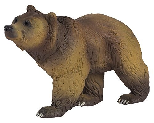 Papo Pyrenees Bear Figure by Papo
