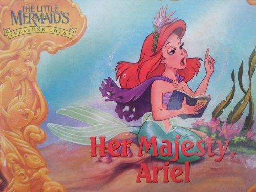 Little Mermaid Treasure (Her Majesty, Ariel (The Little Mermaid's Treasure Chest))