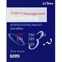 Management Accounting Terry Lucey Pdf