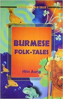 Book Burmese Folk-tales