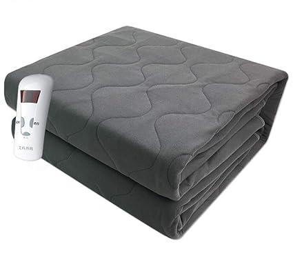 YANGYUANCHUN manta eléctrica - control individual manta de calefacción, control de temperatura de cuatro velocidades
