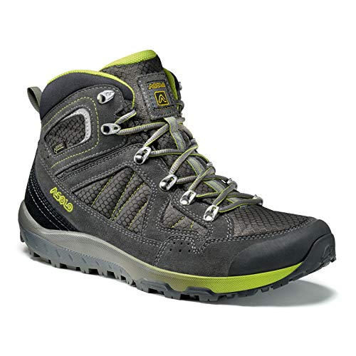 Asolo Landscape GV Hiking Boot - Men's - 9 - Grey Lime
