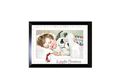 style in print got sleepy christmas card wall plaque sign 7quot - How To Sign A Christmas Card