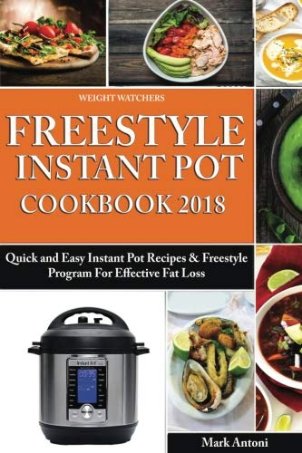 List of the Top 8 instapot weight watchers cookbooks you can buy in 2019