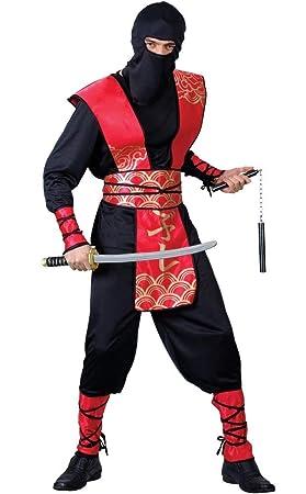 Wicked - Disfraz de Maestro Ninja para Hombre, Talla M (EM ...