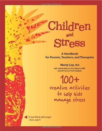Download Children and Stress: A Handbook for Parents, Teachers, and Therapists pdf