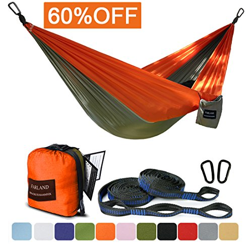 Review FARLAND Outdoor Camping Hammock