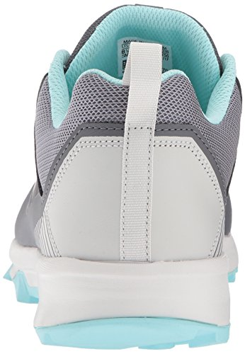 Adidas Outdoor Dames Terrex Tracerocker W Trail Running Schoen Grijs Five / Chalk White / Easy Coral