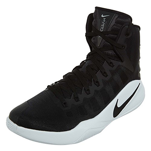Nike 844391-001, Zapatillas de Baloncesto para Mujer Negro (Black/Black-White)