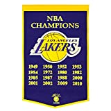 lakers streamers - NBA Los Angeles Lakers Dynasty Banner