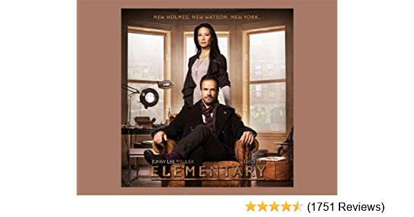 Amazon com: Elementary, Season 1: Amazon Digital Services LLC