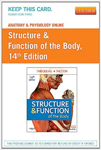 Anatomy & Physiology Online for Structure & Function of the Body ...