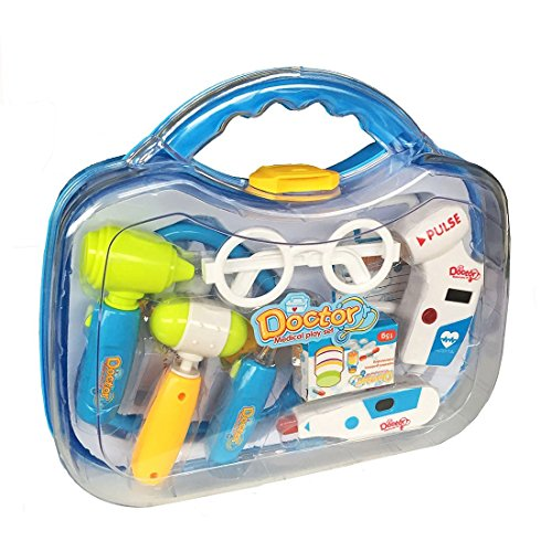 Toys For 10 And Up : Pretend toys doctor kit learning gift medical case role