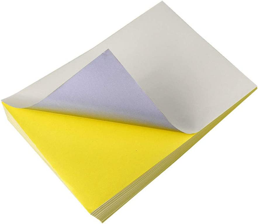 Papel de impresión A4, 50 Hojas, Blanco, Impermeable, Transparente, para impresión de Chorro de Tinta, trazado, Dibujo de Arquitectura, diseño gráfico: Amazon.es: Hogar