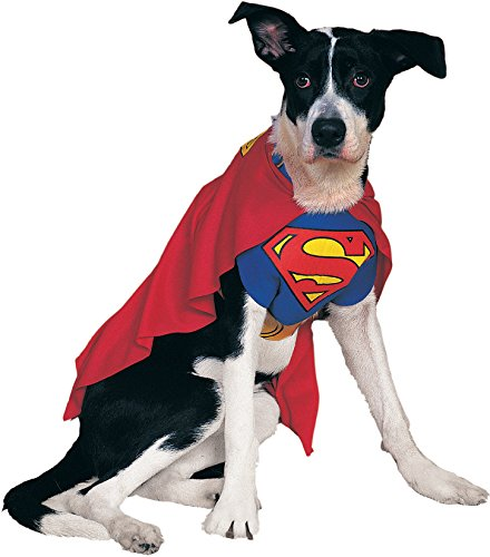 DC Comics Pet Costume, Superman, - Masquerade Jokers Reviews