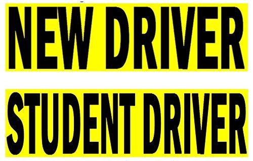 Top 10 best student driver glass sticker 2019