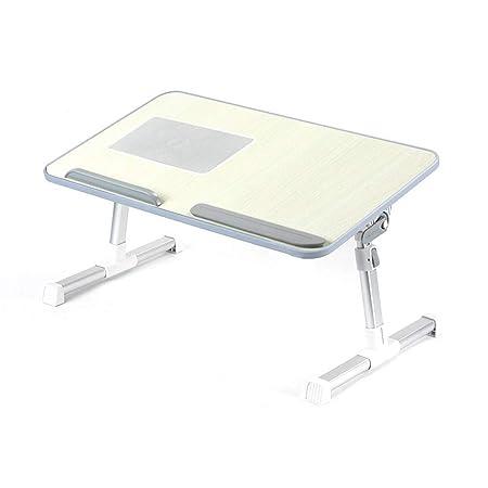 CMXSC Escritorio de la computadora portátil, una mesa pequeña en ...