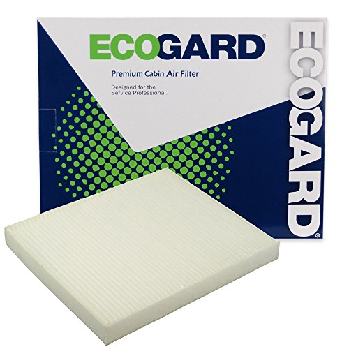 ECOGARD XC26155 Premium Cabin Air Filter Fits Ford Explorer, Taurus, Flex / Lincoln MKS / Ford Police Interceptor Utility / Lincoln MKT / Ford Police Interceptor Sedan, Special Service Police Sedan - Ford Lincoln Mks