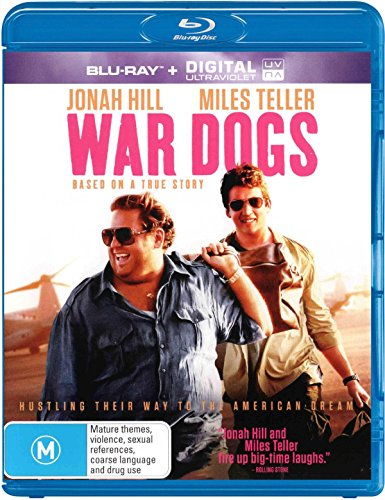 War Dogs   NON-USA Format   Region B Import - Australia