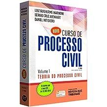 Novo Curso de Processo Civil. Teoria Geral do Processo Civil - Volume 1