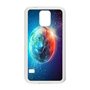 Designed High Quality The Earth Image , Only Fit Samsung Galaxy S5
