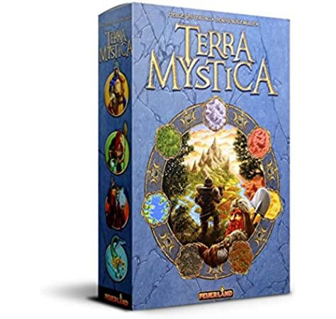 Cranio Creations Terra Mystica - Juego de Mesa (versión en Italiano) [Importado de Italia]: Amazon.es: Juguetes y juegos