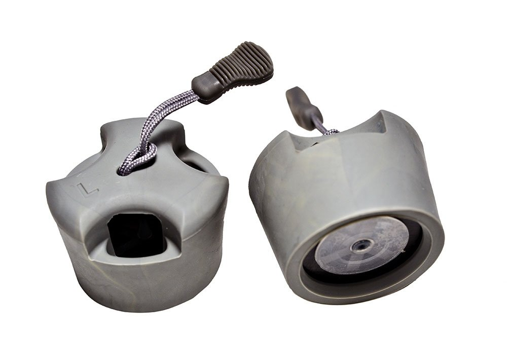 Sold As Pair Small Kayak Gear Self Draining Scupper
