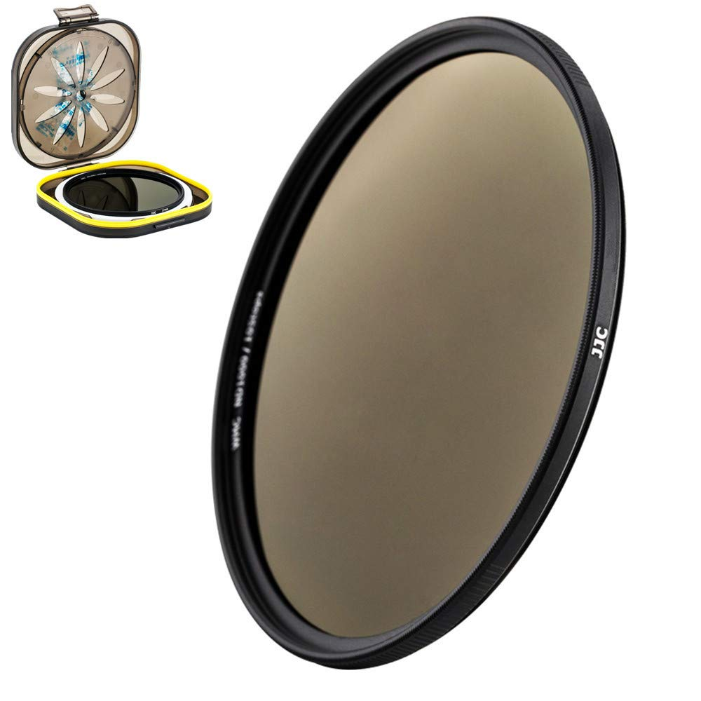 Gadget Career 58mm Neutral Density ND2 Filter for Nikon AF-S Nikkor 50mm f//1.8G 50mm f//1.4G