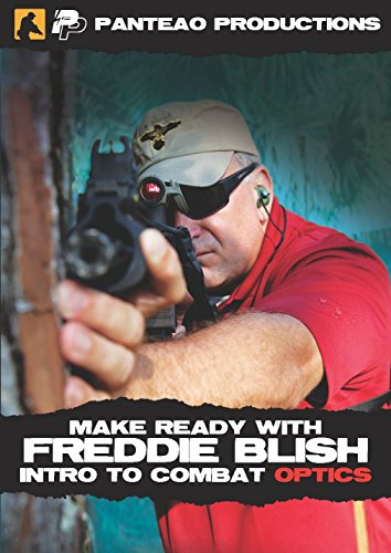 Combat Optic - Panteao Productions: Make Ready with Freddie Blish Intro to Combat Optics - PMR064 - DVD - Tactical Training - USMC - Aimpoint - Trijicon - Vortex - Dot Optics - Carbine - Rifle