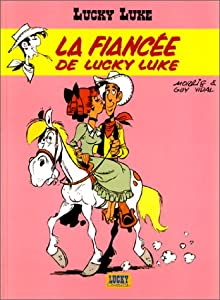 """Afficher """"Lucky Luke n° 25<br /> La Fiancée de Lucky luke"""""""