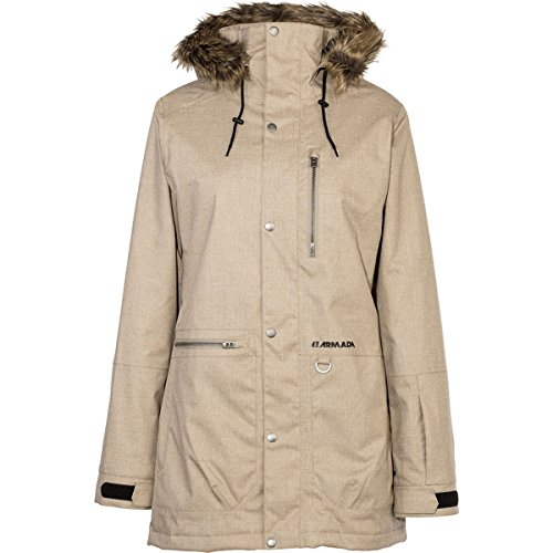 ARMADA Lynx Insulated Jacket - Women's Khaki, XS