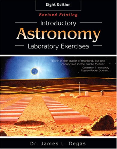 Introductory Astronomy Laboratory Exercises