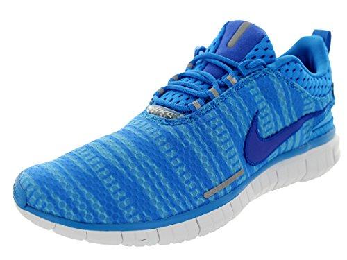 Nike Men's Free OG '14 Br Pht Bl/Hypr Cblt/Gmm Bl/White Running Shoe 11 Men US