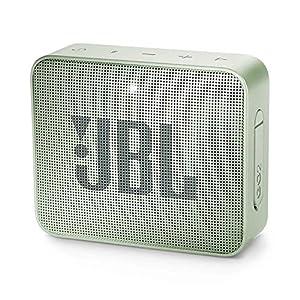 JBL Go 2 - Mini enceinte Bluetooth Portable - Étanche pour Piscine & Plage Ipx7 - Autonomie 5hrs - Qualité Audio JBL - Menthe 10