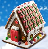 Large Gingerbread House - 5 lb - by Best Cookies