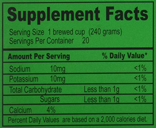 China Slim Tea Extra Strength (20 Teabags)
