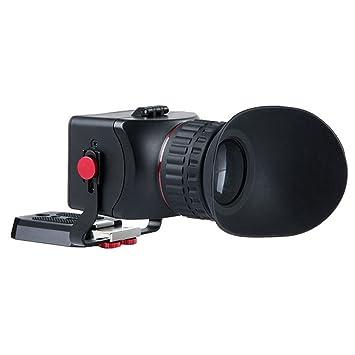 Sevenoak SK-VF Pro 1 3.0 x Ampliación Visor Lupa para cámara ...