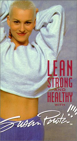 Lean, Strong and Healthy with Susan Powter [VHS]