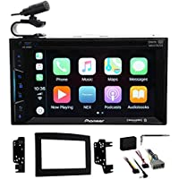2006-2008 Dodge Ram 1500 Pioneer Bluetooth DVD Receiver iPhone/Android/CarPlay