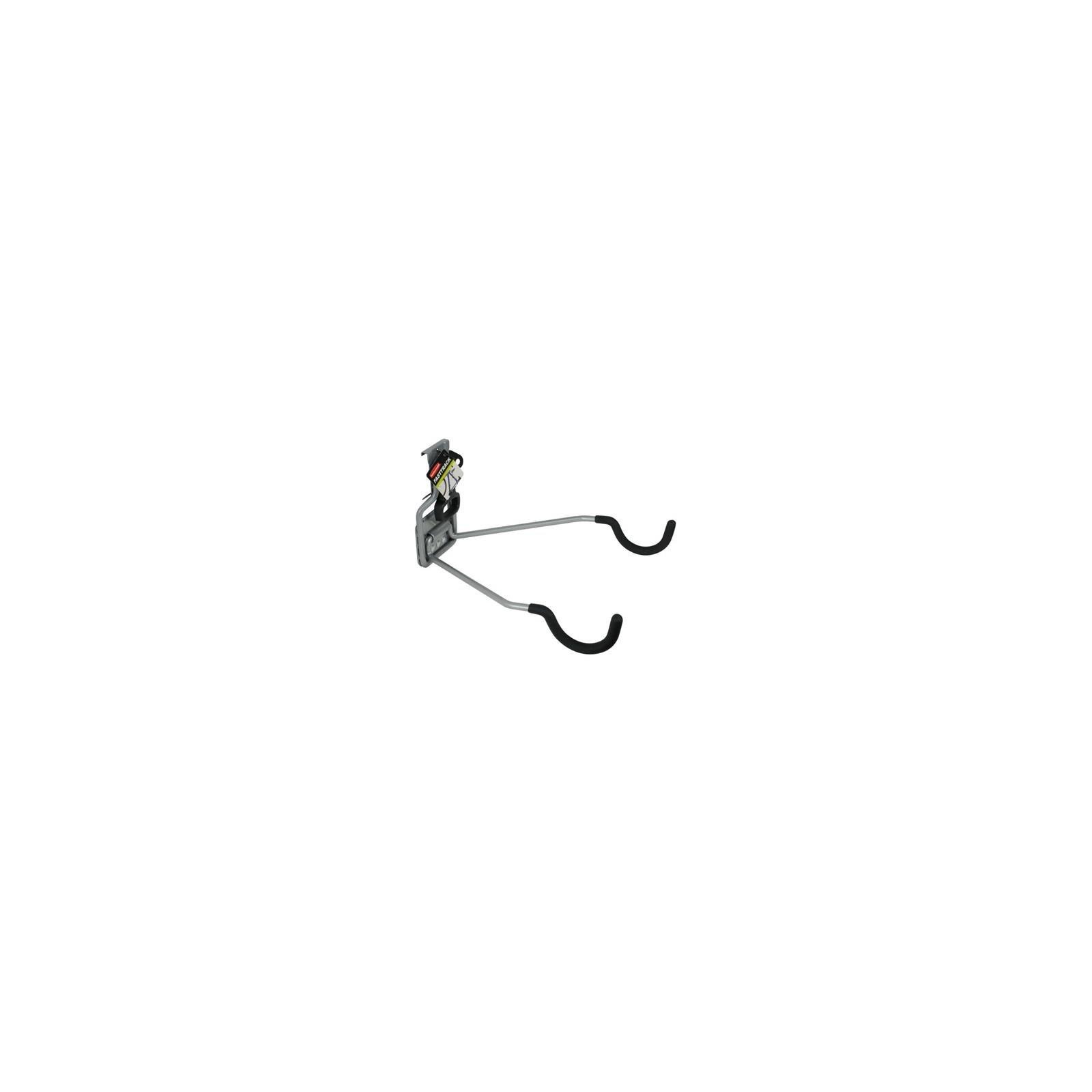 Rubbermaid 1784457 FastTrack Horizontal Bike Hook