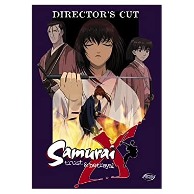 Samurai X - Trust & Betrayal