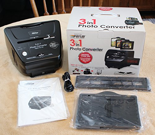 3 IN 1 PHOTO CONVERTER (Slide And Photo Converter compare prices)